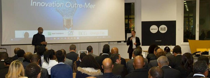 Concours Startup Innovation outremer
